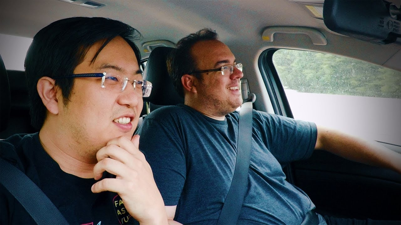 Matt & Freddie take a road trip – Mini Doc #1